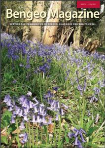 March April 2021 Bengeo Magazine Cover