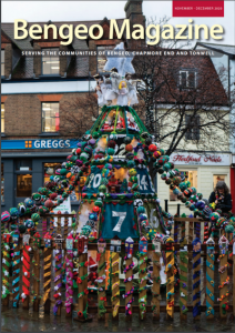 Cover of the November Edition